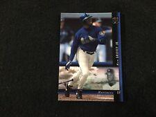 Ken Griffey Jr. Seattle Mariners 1994 SP F/X Holoview Insert Card #12