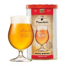 "NEW! Malto ""HEFE WHEAT"" STILE BELGA 1,7 Kg=23 L.Birra di Grano - Weizen-  Weiss"