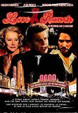 NEW DVD // Love Ranch // Joe Pesci, Helen Mirren,Bai Ling, Gina Gershon