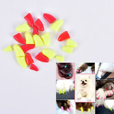 100 Soft Cat Nail Caps for Kitten Cat Claws Control Paws Small Medium Large Rrdr