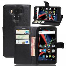 Archos Diamond 2 plus protection housse portable sac Case Cover Housse pliante wallet