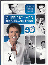 Cliff Richard-The Time Machine Tour Music DVD