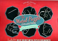 The Metal Puzzle Collection - Includes 6 of the Best Metal Puzzles Ever Invented