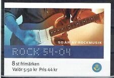 Zweden  Mi MH 299 nr 2426 - 2433  Sverge Fa H 556 nr 2443 - 2450 (mh105)