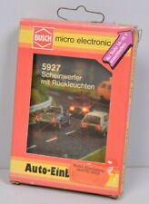 Busch 5927 Auto-Einbau-Set 2 Scheinwerfer und 2 Rückleuchten / unbespielt / OVP