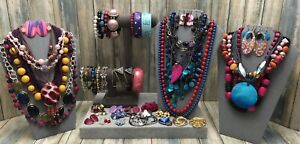 Huge Vintage to Now Jewelry Lot - Estate Find - All Wearable Pieces - 3 Lbs +