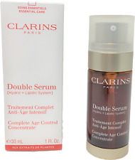Clarins Double Serum Complete Age Control Concentrate - 1 oz 30 mL