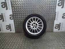 ALFA ROMEO GT 2.0 2004 ALLOY WHEEL AND TYRE 205/55/16 (HAS SCRATCHES)