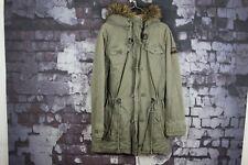 Superdry Regiment Khaki Jacket Size Small No.W676 31/1