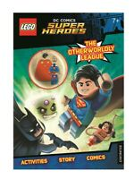 NEW SEALED 2016 Lego DC Comics Otherworldly League w/ Superman Figure