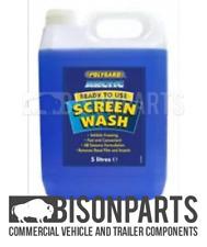 Screenwash Concentrated Screen Wash Polyguard Non Smear 5L BP01-310x1