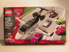 LEGO Disney Cars 8638 Spy Jet Escape  NEW MISB Fast Shipping !