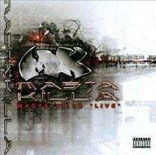NEW Live: MASTA KILLA (Audio CD)