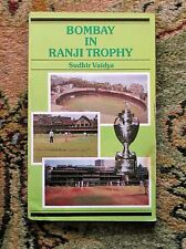 BOMBAY IN RANJI TROPHY - MUMBAI INDIA CRICKET CHAMPIONSHIPS Stats & Photos 1992