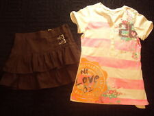 NWT New Girls Size 14 Wholesale Summer Clothes Lot Outfit Shorts Shirts