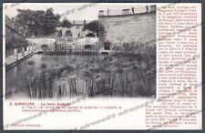 SIRACUSA CITTÀ Cartolina 3. Serie CASA DEI VIAGGIATORI