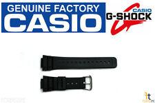 CASIO G-Shock DW-5700C 16mm Black Rubber Watch BAND Strap DW-5600C DW-5200C