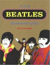 The Beatles Illustrated Lyrics HARDCOVER