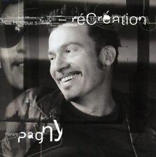CD - FLORENT PAGNY - RECREATION / Etui carton dépliant - C2