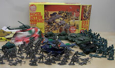 Super Action combat set 1970s like Marx soldiers