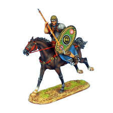 ROM124 Imperial Roman Auxiliary Cavalry w/Spear - Ala II Flavia by First Legion