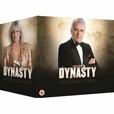Dynasty Seasons 1-9 5014437144034 With Joan Collins DVD Region 2