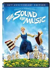 The Sound of Music 50th Anniversary 2 Disc Edition Blu-ray Region B