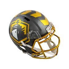 San Diego Fleet Alliance of American Football AAF Unsigned F/S Football Helmet