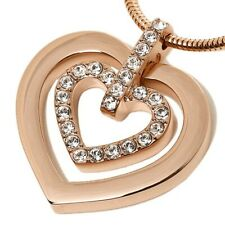 Swarovski Circle Heart Rose Gold - 5127999