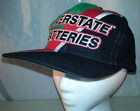 Bobby Labonte Interstate Batteries NASCAR #18 Embroidered Snapback Hat EUC