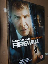 FIREWALL Harrison Ford DVD