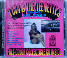 TINA & THE TEENETTES -16 YEAR OLD GIRL GROUP FROM PHOENIX, AZ - 1996 - SEALED CD