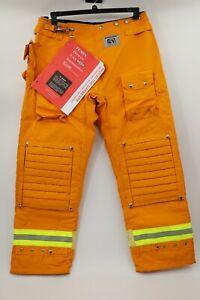 NEW Morning Pride Honeywell men's 40 firefighter turnout bunker pants