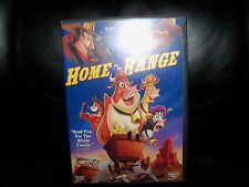 Home on the Range (DVD, 2004) FREE USA SHIPPING