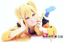 wig Halloween costume Cosplay Hokage Naruto Uzumaki/Shimizu Anime wig