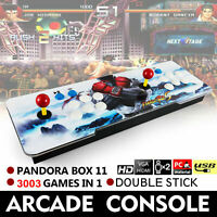 2D&3D 3003 Games in 1 Newest Pandore Box  Home Arcade Console HD US Stock