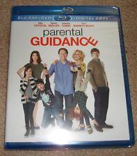 Parental Guidance Blu-ray - DVD - Digital HD - Cloud - Digital - Billy Crystal