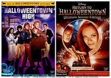 Disney Channel Halloween Movie Series Halloweentown Last Final Sequels 3 & 4 DVD