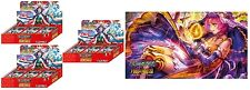 3x 36-Booster Box The Moon Priestess Returns FORCE OF WILL FoW English + PlayMat