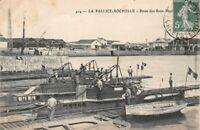 LA PALLICE-ROCHELLE - Poste des Sous-Marins