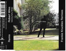 ROBERT MILES - Freedom (REMIXES) CDM 4TR House Ambient 1997 Germany RARE!