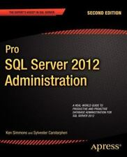 Simmons Ken/ Carstarphen Sy...-Pro Sql Server 2012 Administration  BOOK NEW