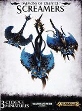 Tzeentch Screamers Games Workshop GW Warhammer Age of Sigmar Chaos Daemons 97-11