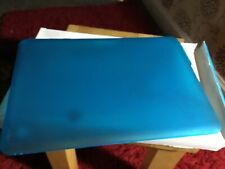 """Speck MacBook pro with retina display 13"""" hardshell cover see-thru Blue"""