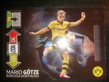 Panini Champions league 12/13 Limited Edition Götze BVB Sammelkarte Fussball