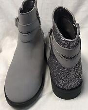 Lands End girls Fashion Sparkle Boots Size 6