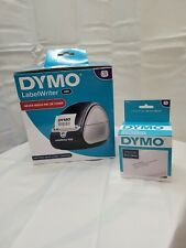 Dymo Labelwriter 450 Printer Pc Amp Mac Connectivity With Box Of Labels