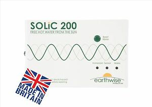 Solic 200 Solar Immersion Controller (Factory Second) Not iboost or immersun
