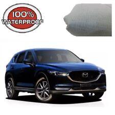 Car Cover Suits Mazda CX3 CX5 4WD SUV to 4.65m Prestige 100% Waterproof Ultra UV
