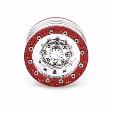 "ALIENTAC One 1.9"" Wide 1"" Alloy Beadlock Wheel Rim for 1/10 RC Model #027X1"